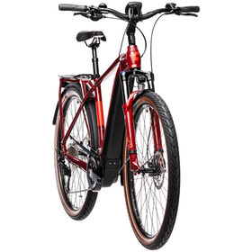 Cube Touring Hybrid EXC 500, red'n'grey